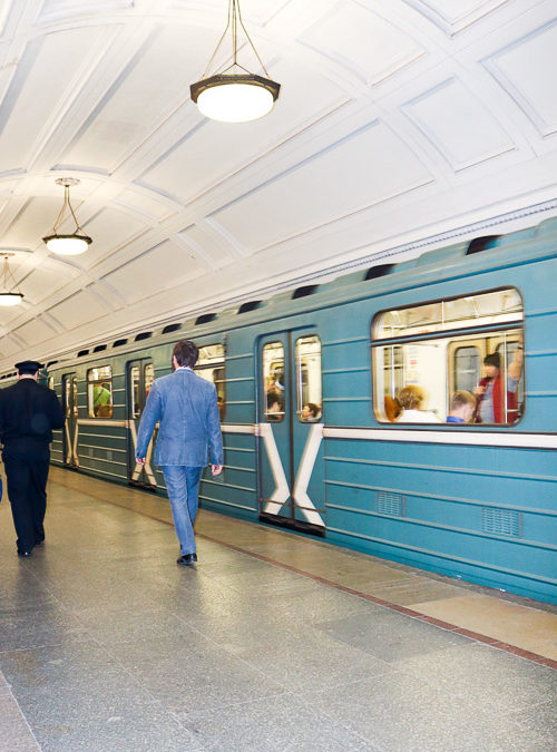 Everything You Need to Know for a Self-Guided Moscow Metro Tour
