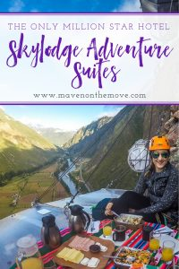 skylodge adventure suites best hotel ever peru