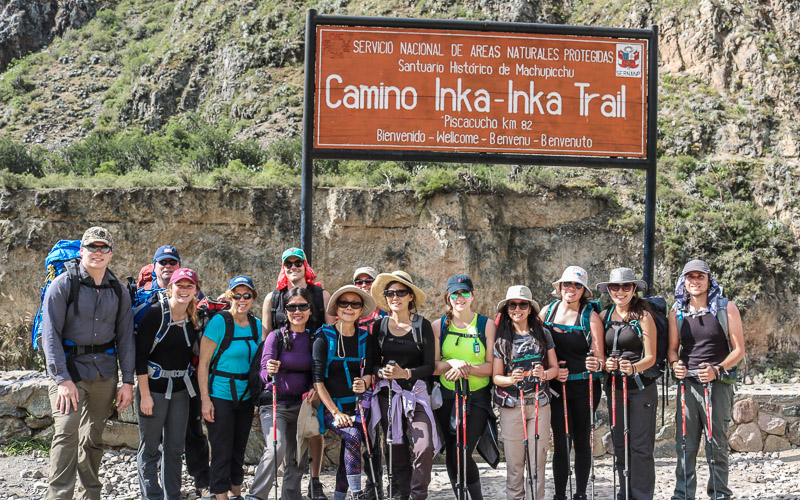 hike the inca trail preparations